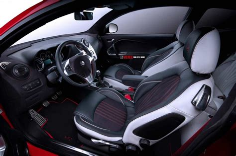 vilner tunes the alfa romeo mito more power looks performancedrive