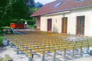 Bois Pour Terrasse Piscine : bois pour terrasse ma terrasse ~ Edinachiropracticcenter.com Idées de Décoration