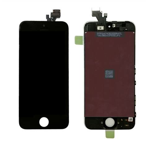 iphone 5 lcd screen for iphone 5 new black lcd touch screen digitizer assembly