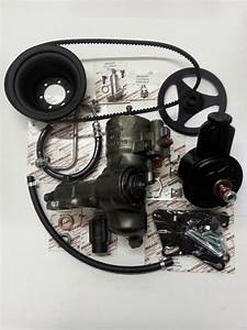 Complete Power Steering Conversion Kit