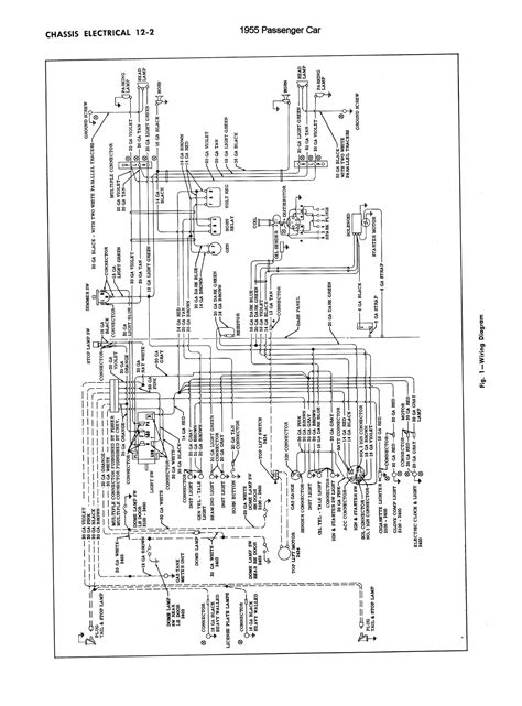 55 Cadillac Wiring by I A 55 Chevy That I Am Running Efi And Replaced