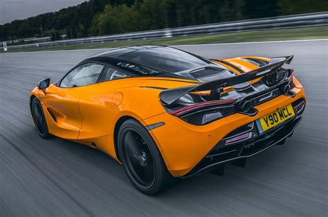 Mclaren 720s Track Pack Revealed Autocar