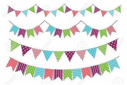 Pennant Clipart Flag Banner Vector Clipground Cliparts