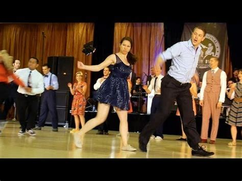 Ilhc 2013  Invitational Strictly Lindy Hop Finals Youtube