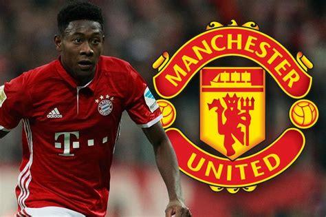 Manchester United eye David Alaba transfer raid after ...
