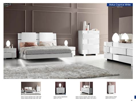 modern  beautiful white bedroom furniture bedroom