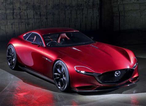 mazda car mazda rx vision concept cars diseno art