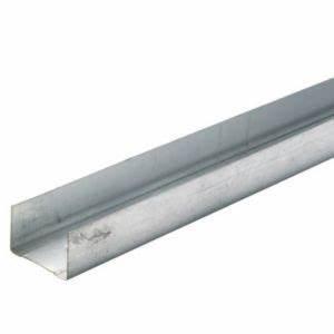 Couper Rail Placo : rail placo r48 l 3 m castorama ~ Melissatoandfro.com Idées de Décoration