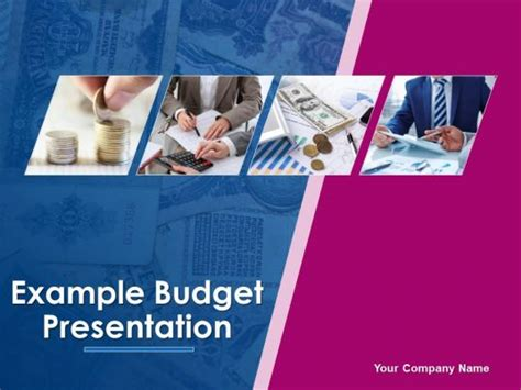 budget  powerpoint