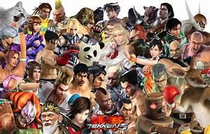 Tekken 5 pc game Free Download - Ocean Of Games