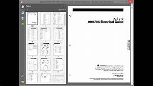 Jaguar Xjs V12 1995-1996 - Electrical Guide