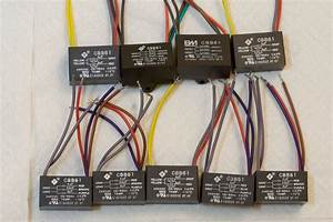 C61 Ceiling Fan Capacitor Wiring Diagram