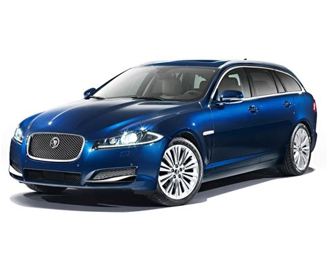 New Jaguar Xf Sportbrake Unveiled Ahead Of The Geneva