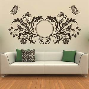 15 wall paintings psd vector eps jpg download for Wall painting design