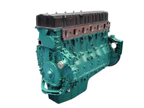 Remanufactured Volvo Engines by Volvo Offering Reman D D12 Engines Truck News