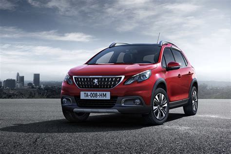 Peugeot Picture by New 2016 Peugeot 2008 Revealed Pictures Auto Express