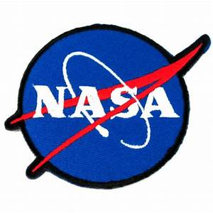 1 X NASA Logos Iron on Patches | ToolFanatic.com