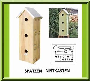 Nistkasten Für Spatzen : neu esschert design spatzenvilla vogelvilla vogelhaus ~ Michelbontemps.com Haus und Dekorationen