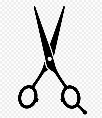 Scissors Clipart Barber Hairdresser Transparent