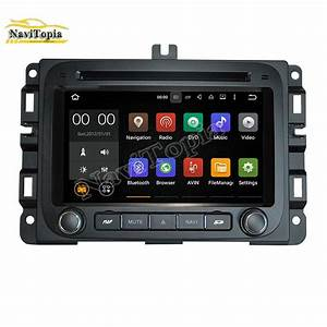 Navitopia 2g Quad Core Android 7 1 Car Radio Stereo For Dodge Ram 1500 2014 2015 2016 Car