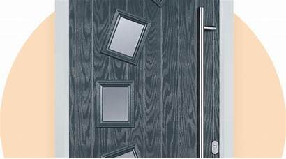 Contemporary Doors Composite Door Range Centre Banner