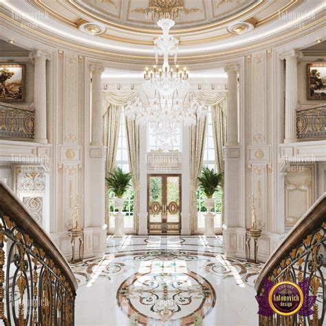 breathtaking luxury entrance design