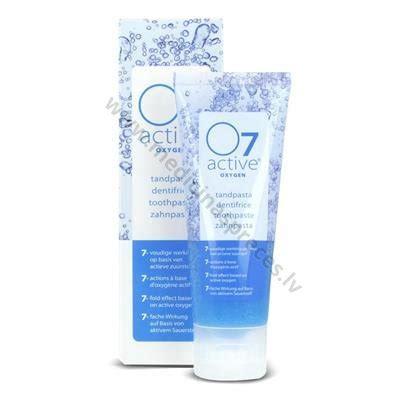 Zobu pasta O7 active, 75 ml. - Medilink