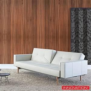 Innovation Sofa Splitback : innovation split back sofa with arms wood modern sofas los angeles by loftmodern ~ Whattoseeinmadrid.com Haus und Dekorationen