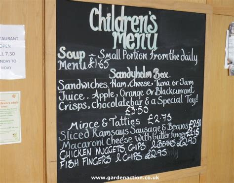 garden cafe menu we review the cafe at dobbies clyde valley