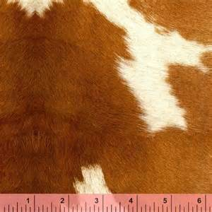 rick rack trim retro griffin cowhide cow hide fabric material oop the