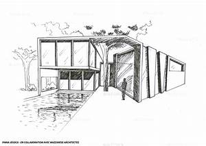 best dessin maison moderne photos joshkrajcikus With dessin de maison moderne