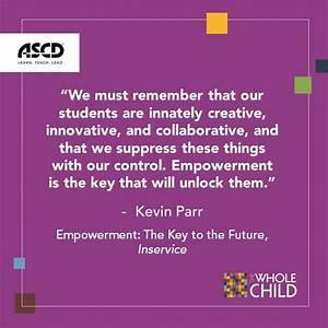 Kevin Parr writ... Teacher Empowerment Quotes