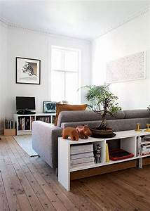 Console Derriere Canapé : des rangements autour du canap floriane lemari ~ Melissatoandfro.com Idées de Décoration