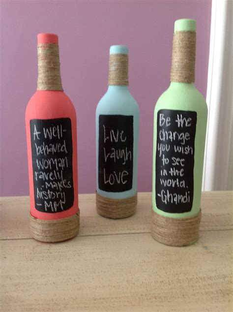 decorative wine bottles diy diy decorative wine bottles decorating