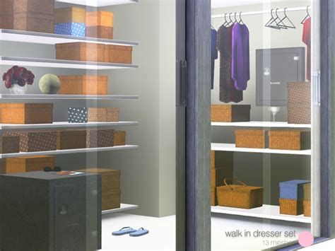 dot s walk in dresser set