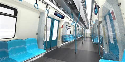 bmw designworks kuala lumpur metro interior