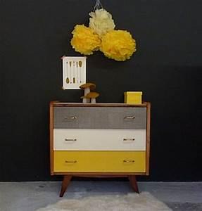 les 25 meilleures idees de la categorie commode jaune sur With meuble jaune moutarde