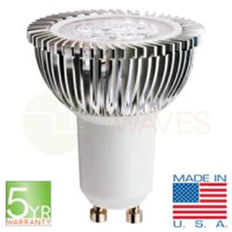 american made led par16 light bulb now available with gu10