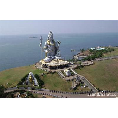 Hill Temples: Murudeshwara Temple