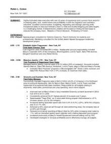 resume for sales associate with experience sales associate resume templates sales associate resume robin l cohen