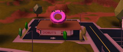 donut shop roblox jailbreak wiki fandom powered  wikia