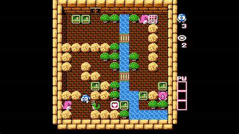 Adventures Of Lolo Walkthrough [floor 9-4]