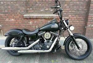 Harley Davidson Street Bob Gebraucht : harley street bob dyna black custom top topseller harley ~ Kayakingforconservation.com Haus und Dekorationen