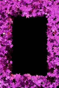 Photo of pink star frame | Free christmas images