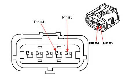 2011 Gmc Maf Iat Wiring Diagram by Which Two Wires In My Iat Maf Sensor Connector Go To The