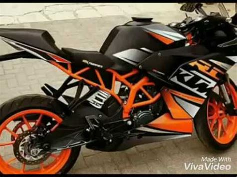Ktm Rc 200 Modification by Ktm Rc 200 Modification Wrapping Stickers Images