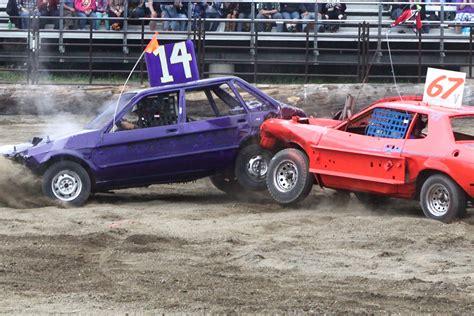 A Crash Course In The Demolition Derby