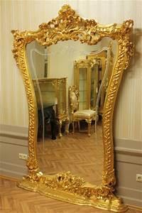 Barock Spiegel Silber Groß : barock spiegel gross wandspiegel antik stil almi0031go ebay ~ Markanthonyermac.com Haus und Dekorationen