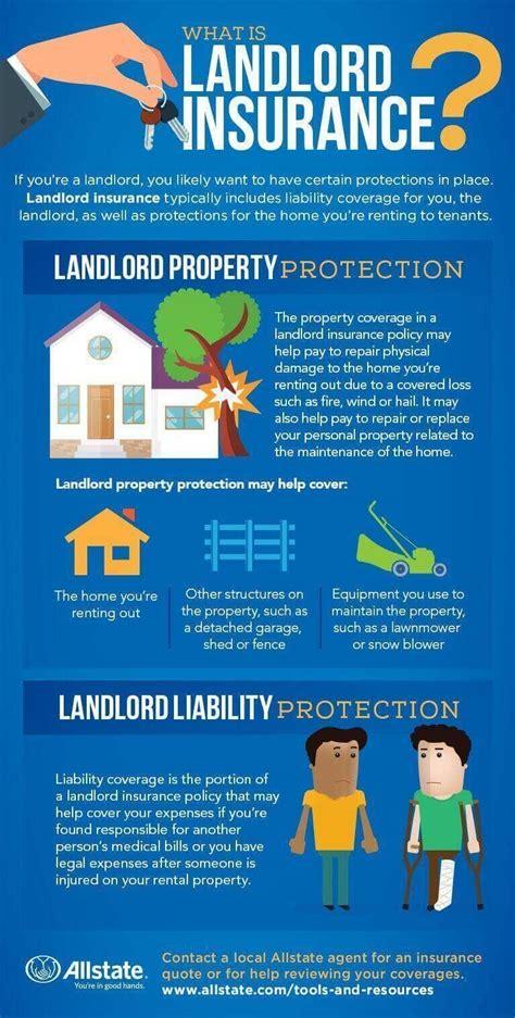 landlord insurance cover allstate