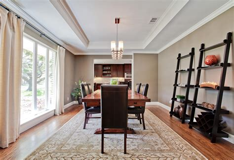 How To Get Your Dining Room Area Rugs Right  Traba Homes